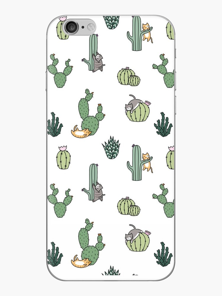 Cacti Cats by Shopzoki