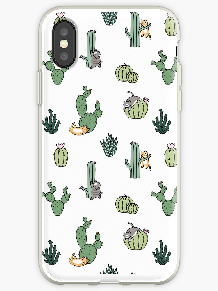 «Gatos de cactus» de Shopzoki