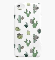 Cacti Sloths iPhone 5c Case