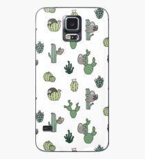 Cacti Sloths Case/Skin for Samsung Galaxy