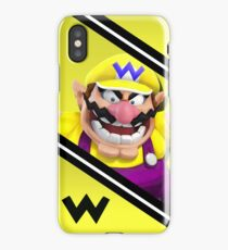 Wario Original-Smash 4 Phone Case iPhone Case/Skin