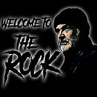 welcome to the rock by American  Artist