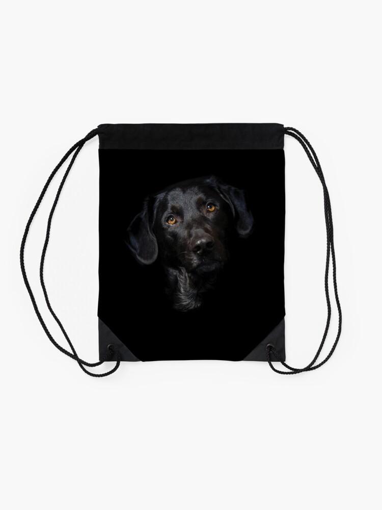 Vista alternativa de Mochila de cuerdas Labrador Dog Design