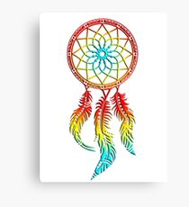 Dream Catcher, dreamcatcher, native americans, american indians, protection Canvas Print