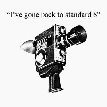 """""""I've gone back to standard 8"""" by mandj"""