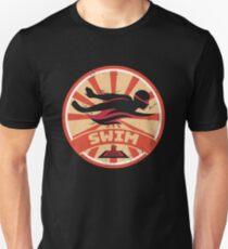 Swimming propaganda Unisex T-Shirt