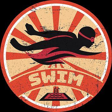 Swimming propaganda by anziehend
