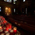 Zünde eine Kerze für mich an von Adam Bykowski