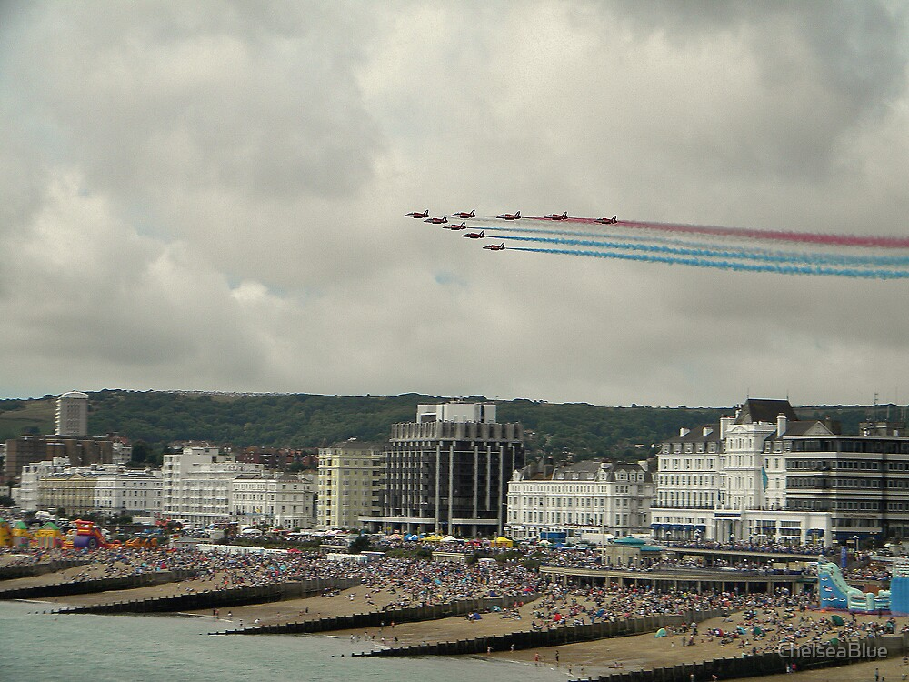Eastbourne Airbourne 2009 by ChelseaBlue