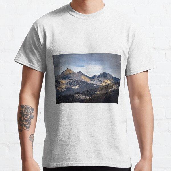 Golden Shadows Yosemite Classic T-Shirt