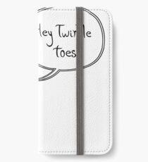Toph as an Airbender iPhone Wallet/Case/Skin