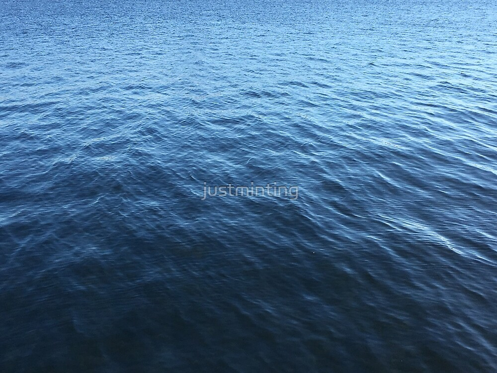 Calm Waters by justminting
