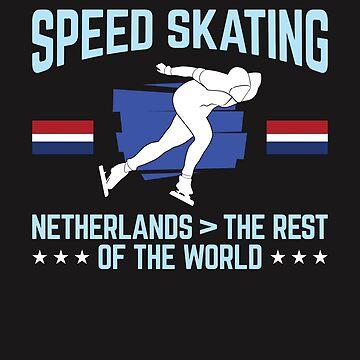 Netherlands Speed Skating Domination by jaygo