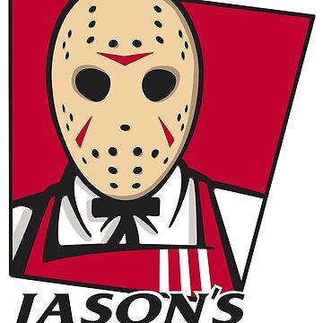 Jason's by NinoMelon