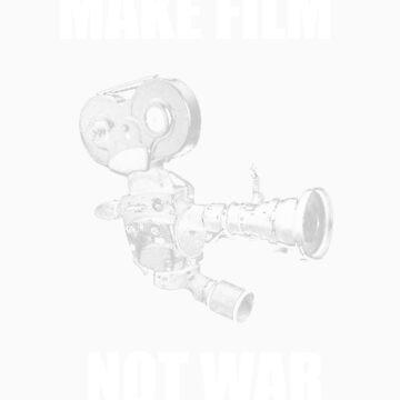 make film not war by mandj