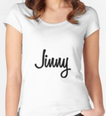 Hey Jinny buy this now Women's Fitted Scoop T-Shirt