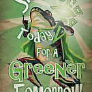 Shaping Today for a Greener Tomorrow by sweetq
