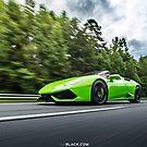 Huracan Spyder by ViaBlack