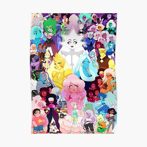 lot of gems Poster
