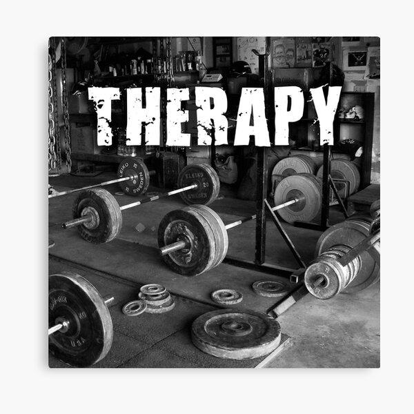 Bodybuilding Inspirational Quote Canvas Print