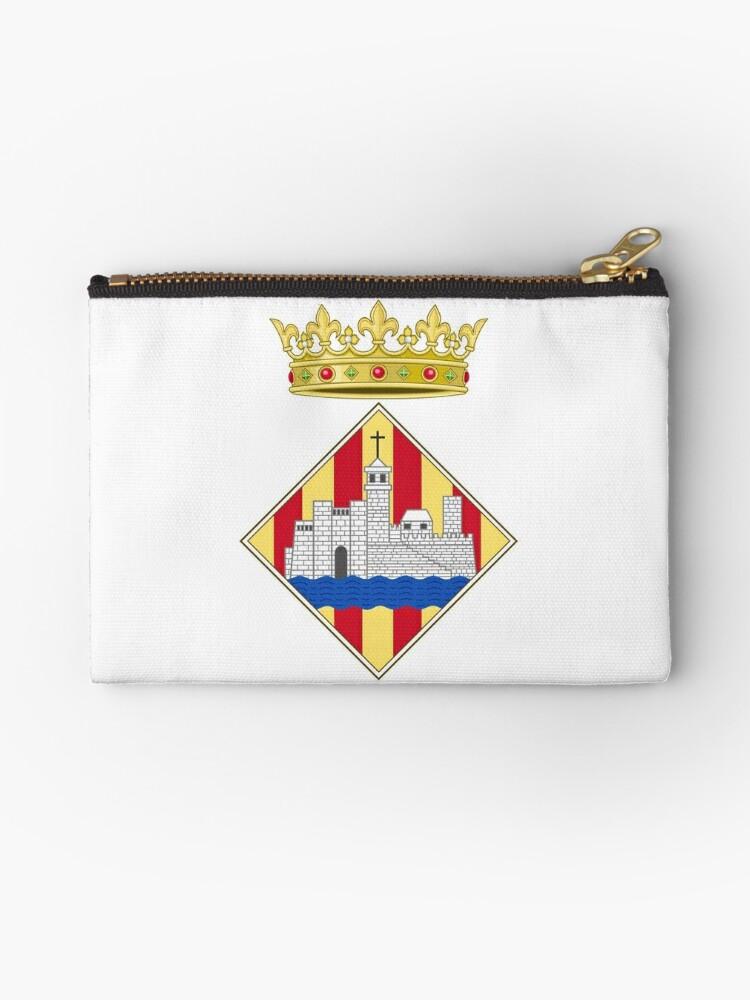 de de «Escudo de de Ciutadella de Menorca» armas mano Bolsos qZFxzwXTw