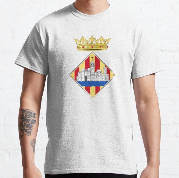 Wappen von Ciutadella de Menorca Classic T-Shirt