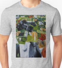 My Summer Holiday-For the Love of Horses Unisex T-Shirt