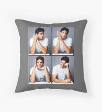 "Noah Centineo - Peter Kavinsky in ""To All The Boys I've Loved Before""  Throw Pillow"