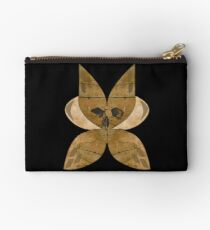 Dark Fairy Wings with Skull Studio Pouch