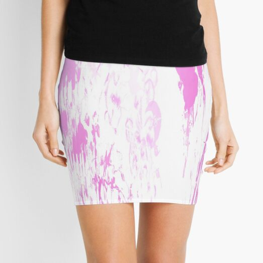 Marbled Candy Mini Skirt