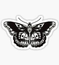 Harry Styles Butterfly Tattoo Sticker