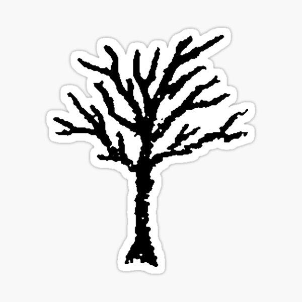 ARBRE XXXTENTACION Sticker