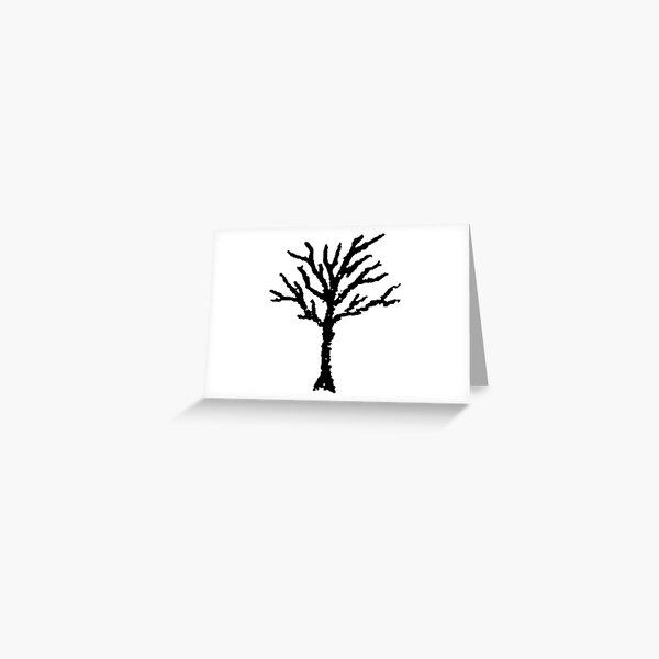 XXXTENTACION TREE Tarjetas de felicitación