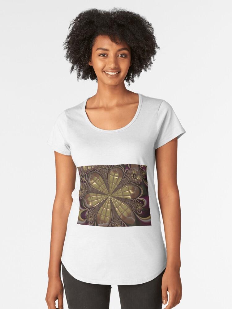 Botanical Women's Premium T-Shirt Front