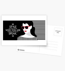 mystyle Postcards