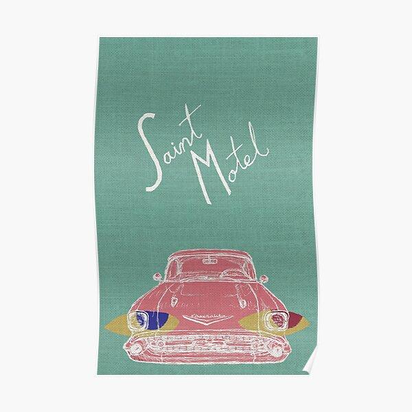 Saint Motel Poster Poster