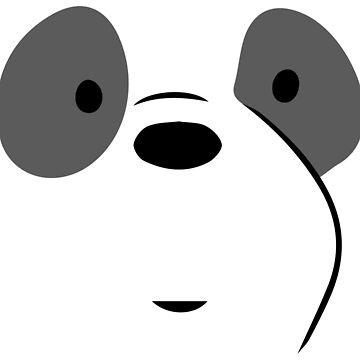 Panda by asnowlook