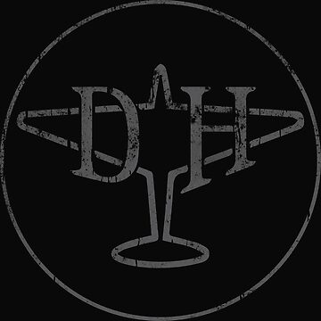 De Havilland Aircraft Company WW2 Logo by quark