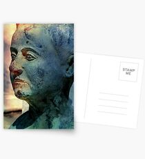 Face in a Dream Postcards