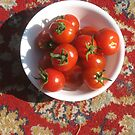 HOT HOUSE CHERRY TOMATOES by RoseMarie747