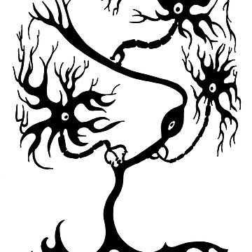 Neuron Tree by SurlyAmy