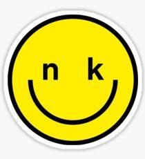 Nina Kraviz Techno Sticker