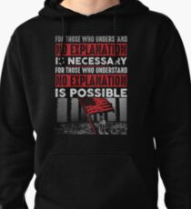 September 11 Commemoration T Shirt Pullover Hoodie