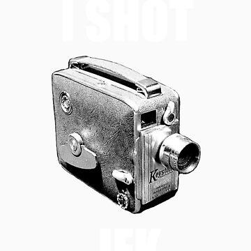 I shot jfk by mandj