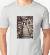 San Francisco Stairs Slim Fit T-Shirt