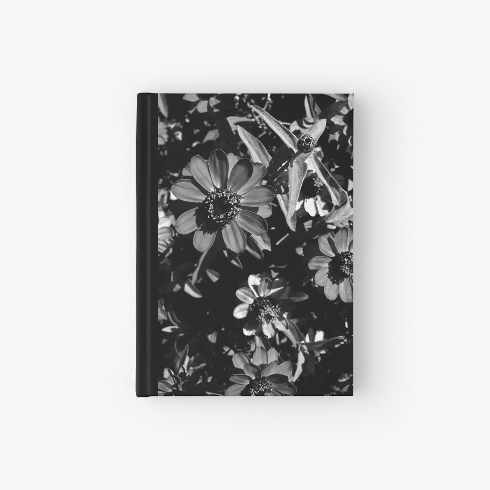 Fall Floral Hardcover Journal