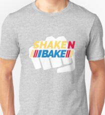 Funny Retro Shake N Bake Parable  Unisex T-Shirt