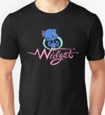 Widget - NES Title Screen Unisex T-Shirt