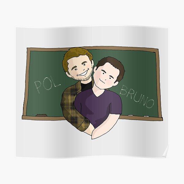 Pol y Bruno Poster