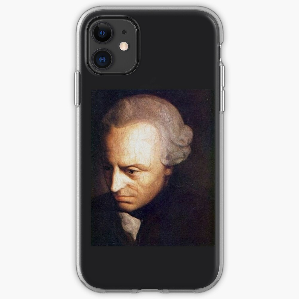 Immanuel Kant  iPhone Case & Cover
